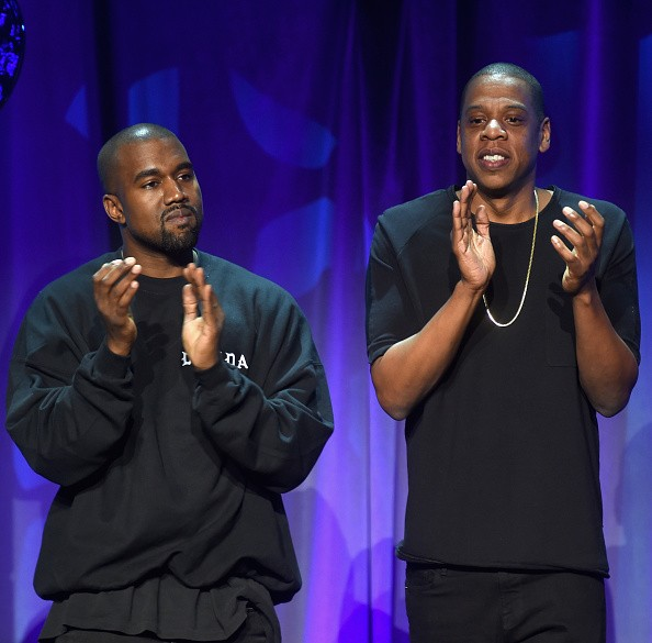 Jay-Z and Kanye were planking on $6 milli this Christmas.