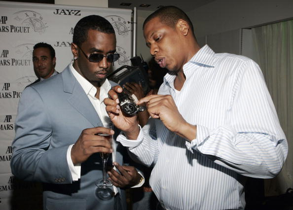 Jay-Z and P-Diddy