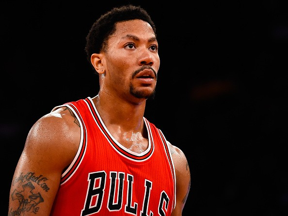 Derrick Rose Net Worth