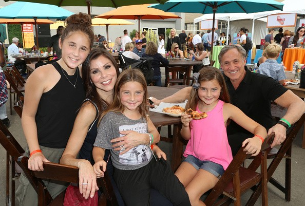 Heather and Terry Dubrow with Their Four Kids