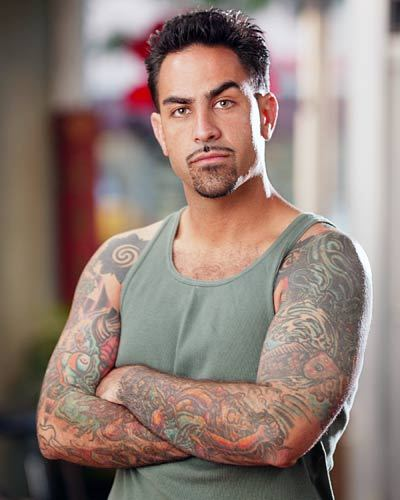 Chris Nunez Tatoos