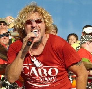 What is Sammy Hagar's net worth?