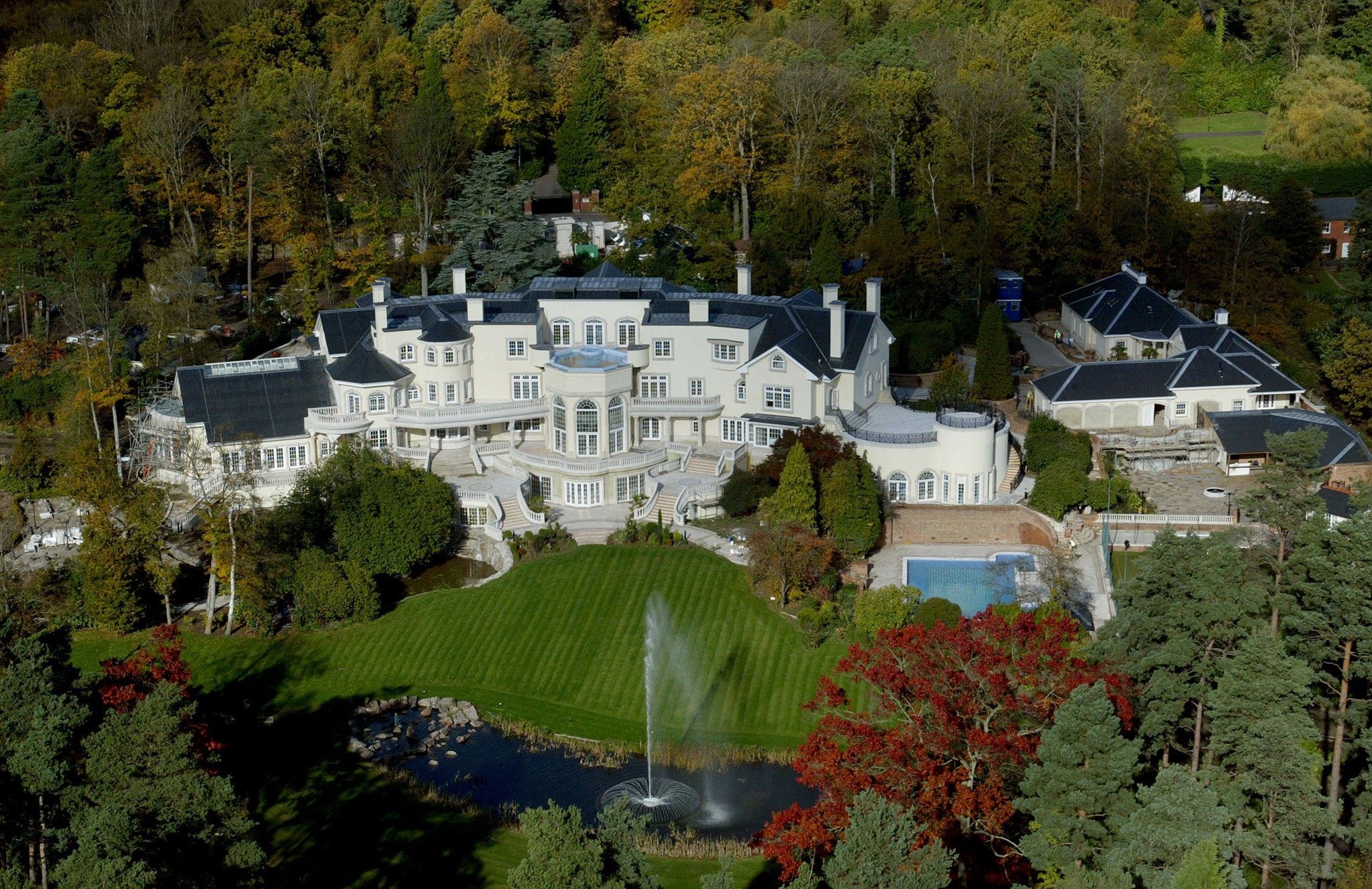 The 12 most expensive homes in the world celebrity net worth for The nicest house in the world