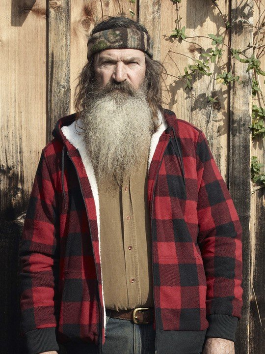 How much is Phil Robertson worth?