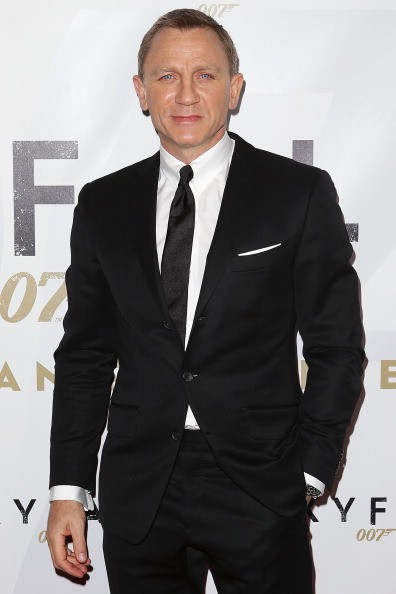 Daniel Craig will be ordering a Heineken in the upcoming film 'Skyfall'