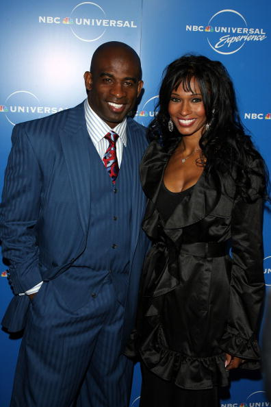 Deion Sanders and