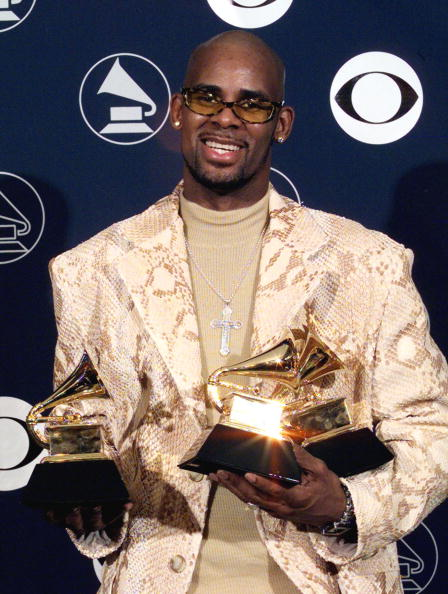 R. Kelly Owes Back Taxes
