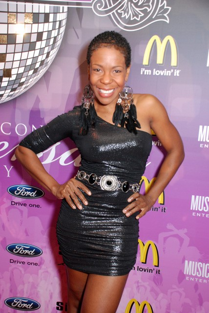 Andrea Kelly Net Worth