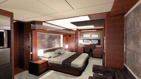 History Supreme - Master Bedroom
