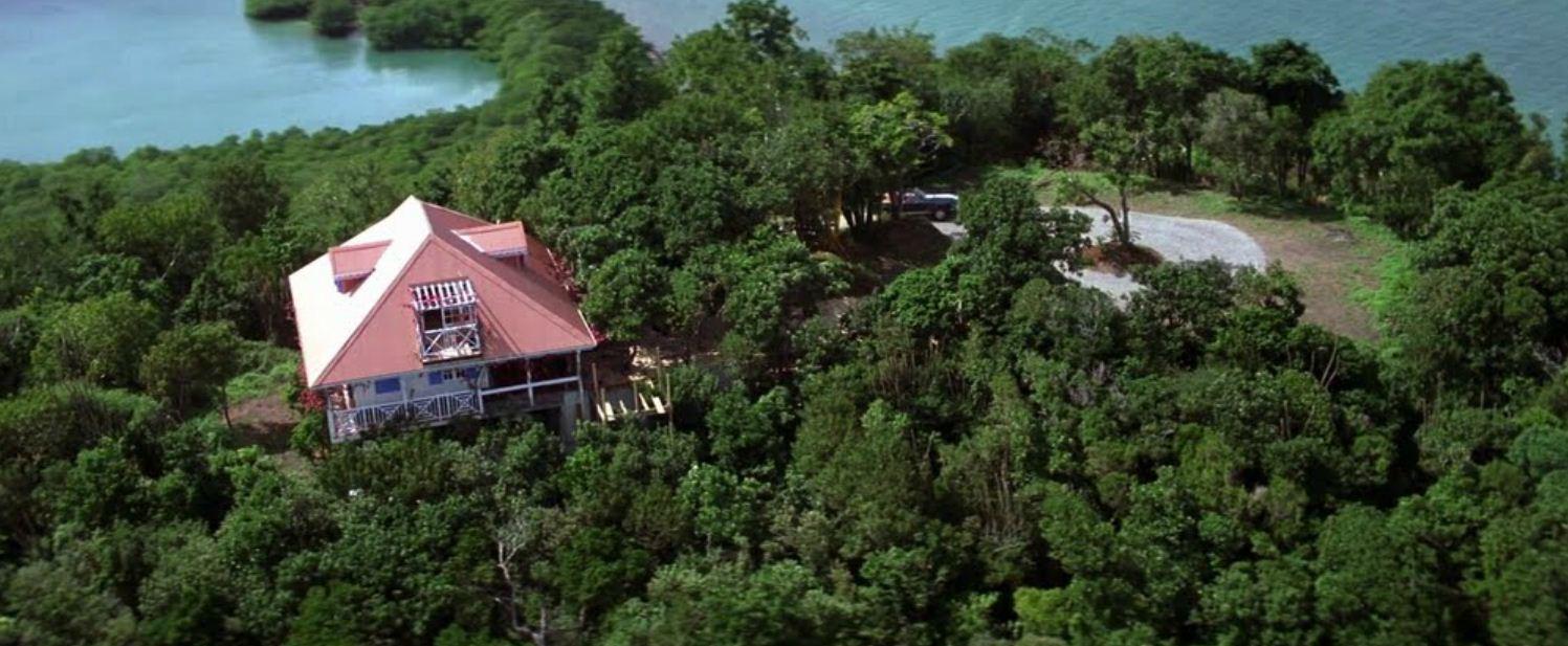 Thomas Crown Affair Island House Martinique