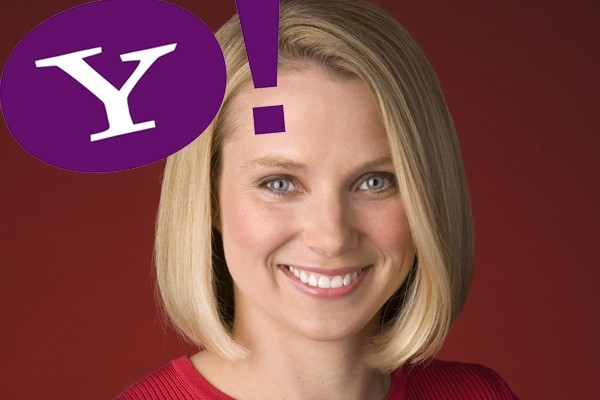 Marissa Mayer Salary