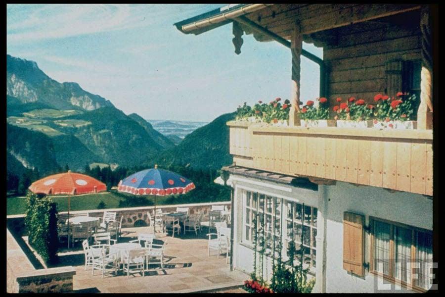 Hitler's Berghof Residence