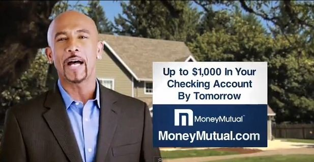 Montel Williams - Money Mutual