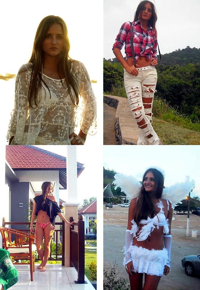 Cute Brazilian girl