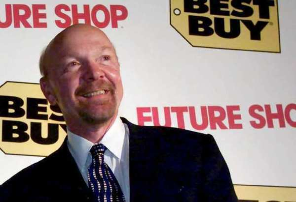 Best Buy Founder