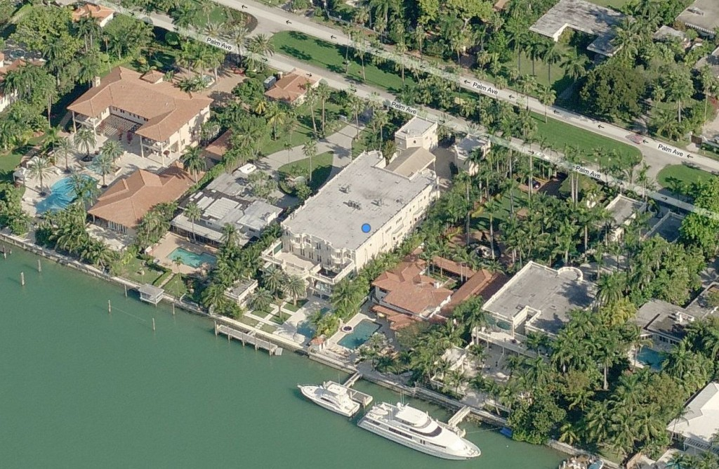 Birdman's Miami Mansion