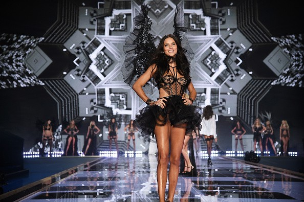 Victoria's Secret Evil Angel Adriana Lima