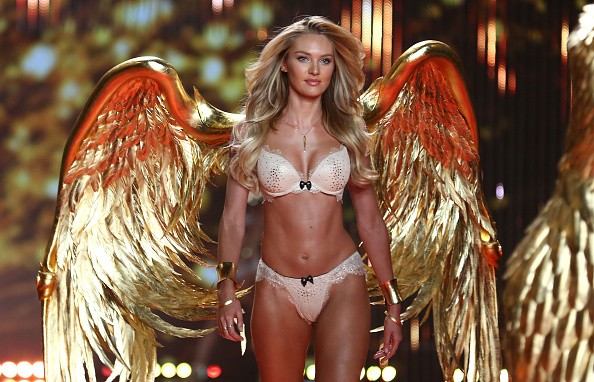 Victoria's Secret Angel Candice Swanepoel