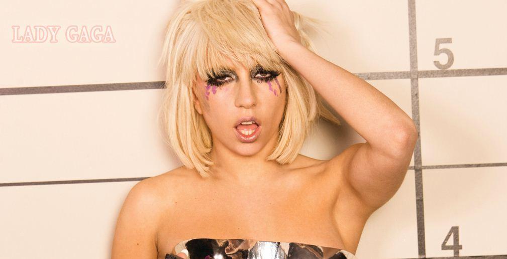 Lady Gaga Blonde Wig