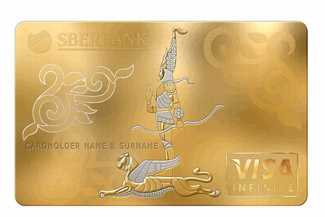 Solid Gold Credit Card