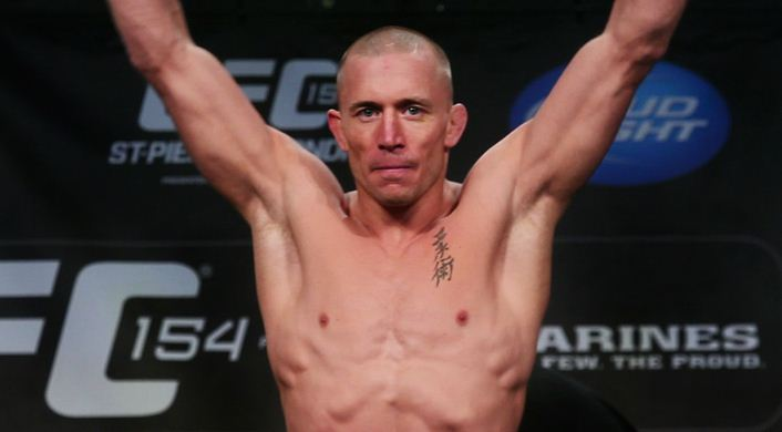 Georges St- Pierre