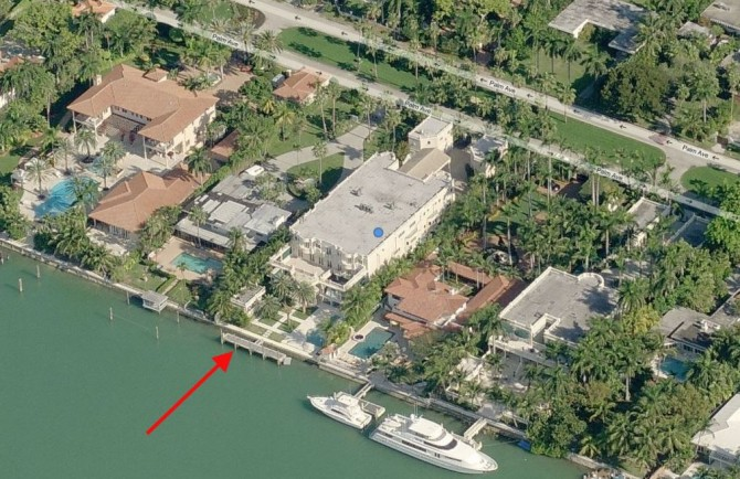 Scott Storch's Miami Mansion