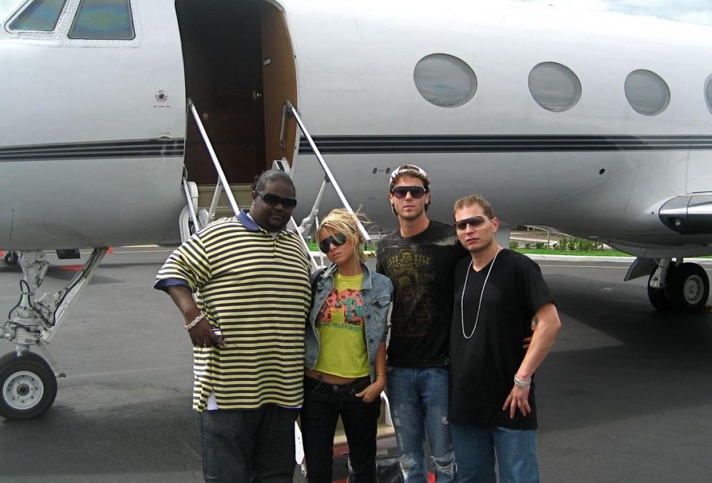 Scott Storch Jet