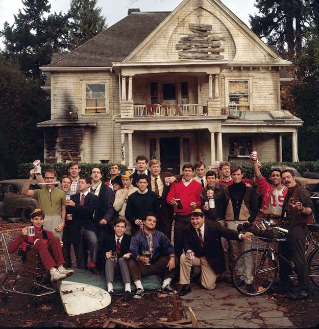 The Animal House Poster