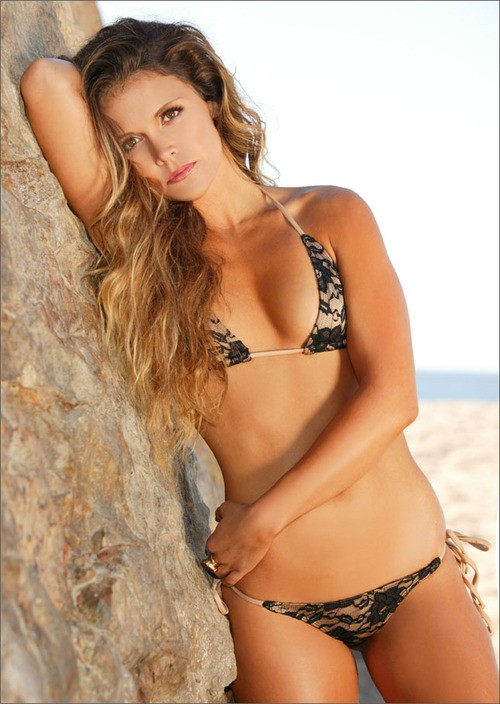 Katrina Hodgson Bikini
