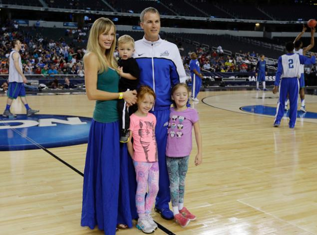 Andy Enfield and Wife