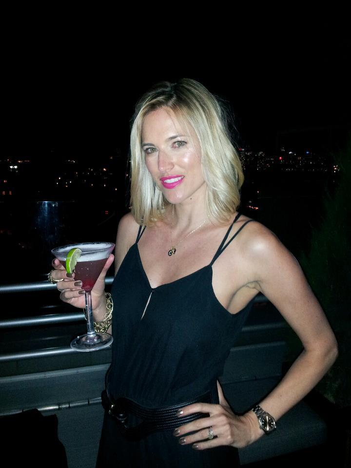 Kristen Taekman martini