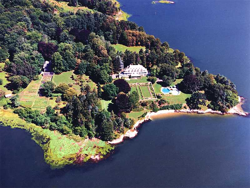 $190 Million Greenwich Mansion
