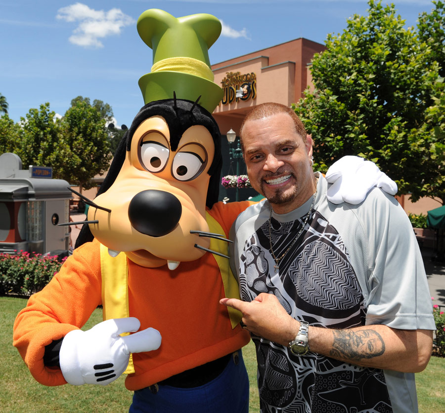 Sinbad and Goofy