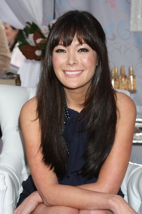 Photo of the cool friendly  Lindsay Price from Arcadia, California, United States without makeup