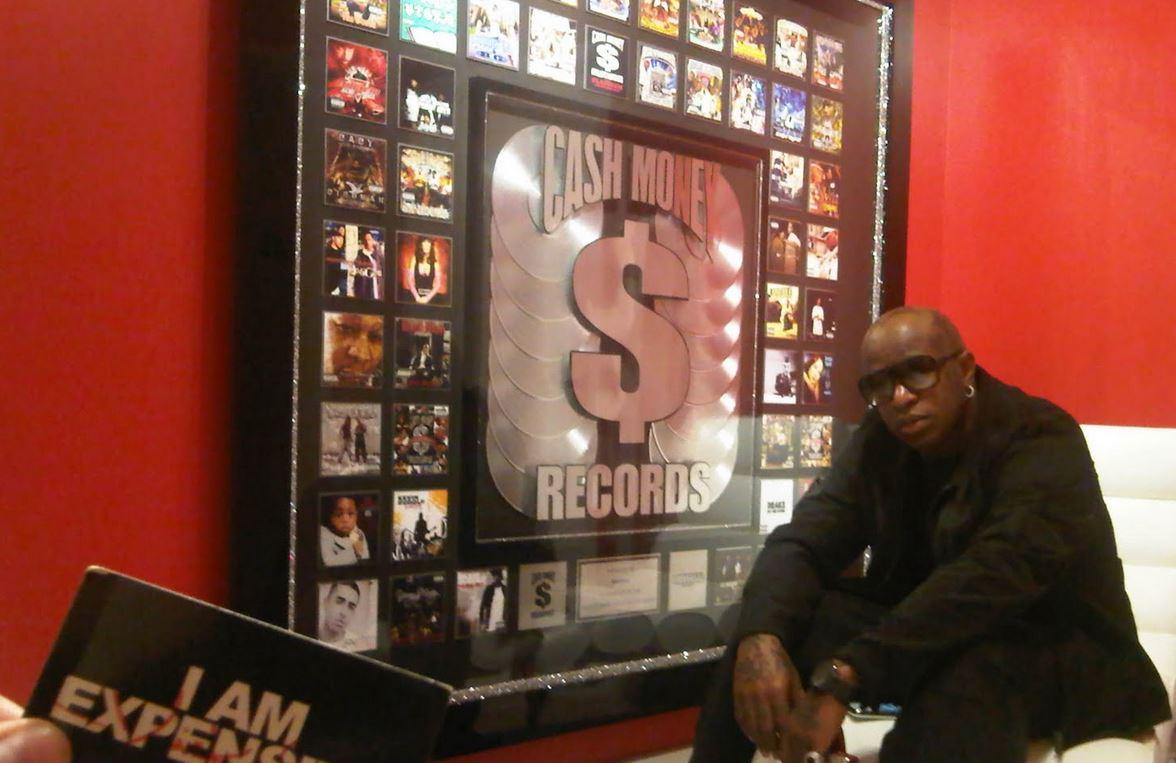 Cash Money Platinum Records