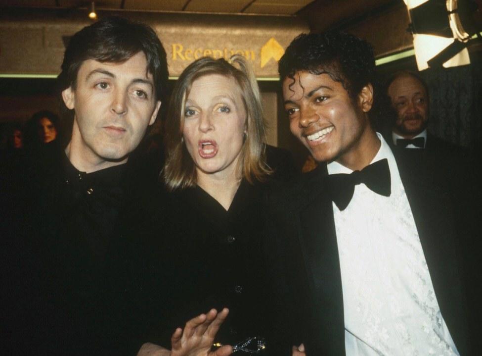 Paul, Linda and Michael