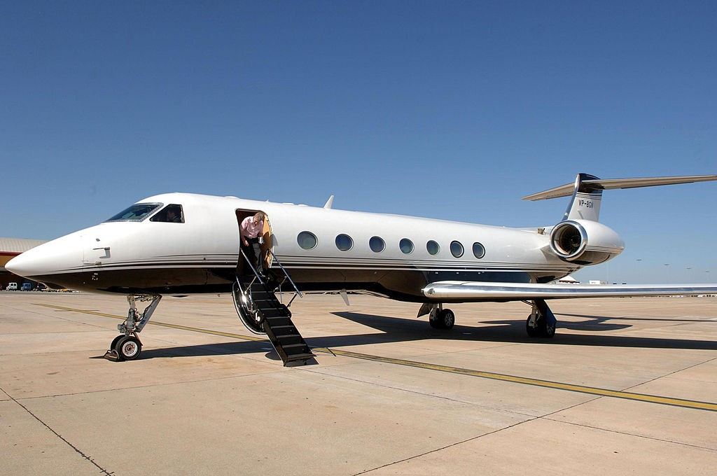 Most Embarrassing Private Jet Flight