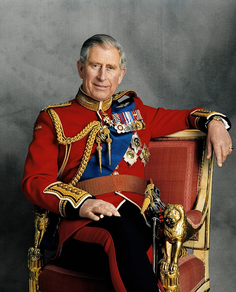 Prince Charles, Duke of Cornwall