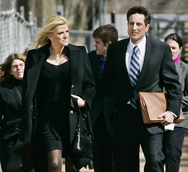 Howard K. Stern and Anna Nicole Smith