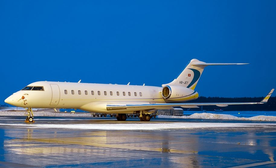 The Global Express BD-700