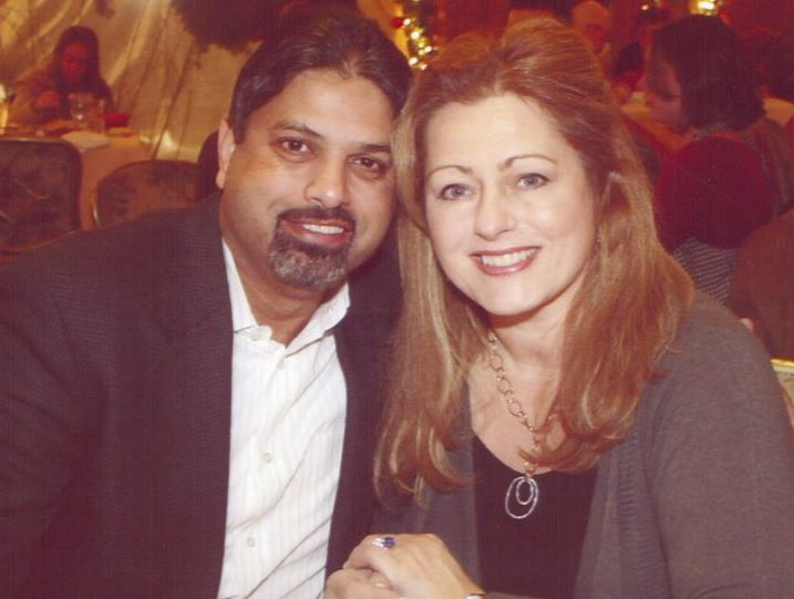 Rajesh and Marina Dheri