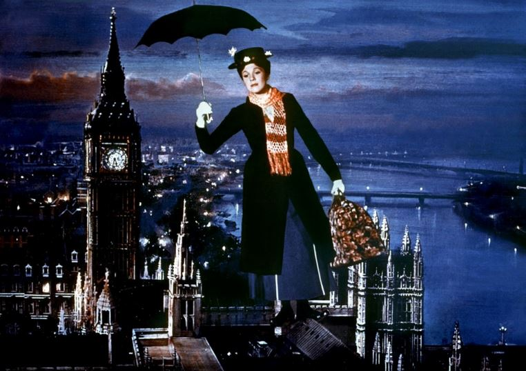 Real Life Mary Poppins