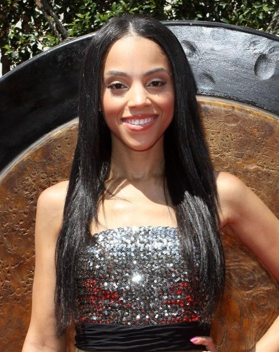 Bianca Lawson hair
