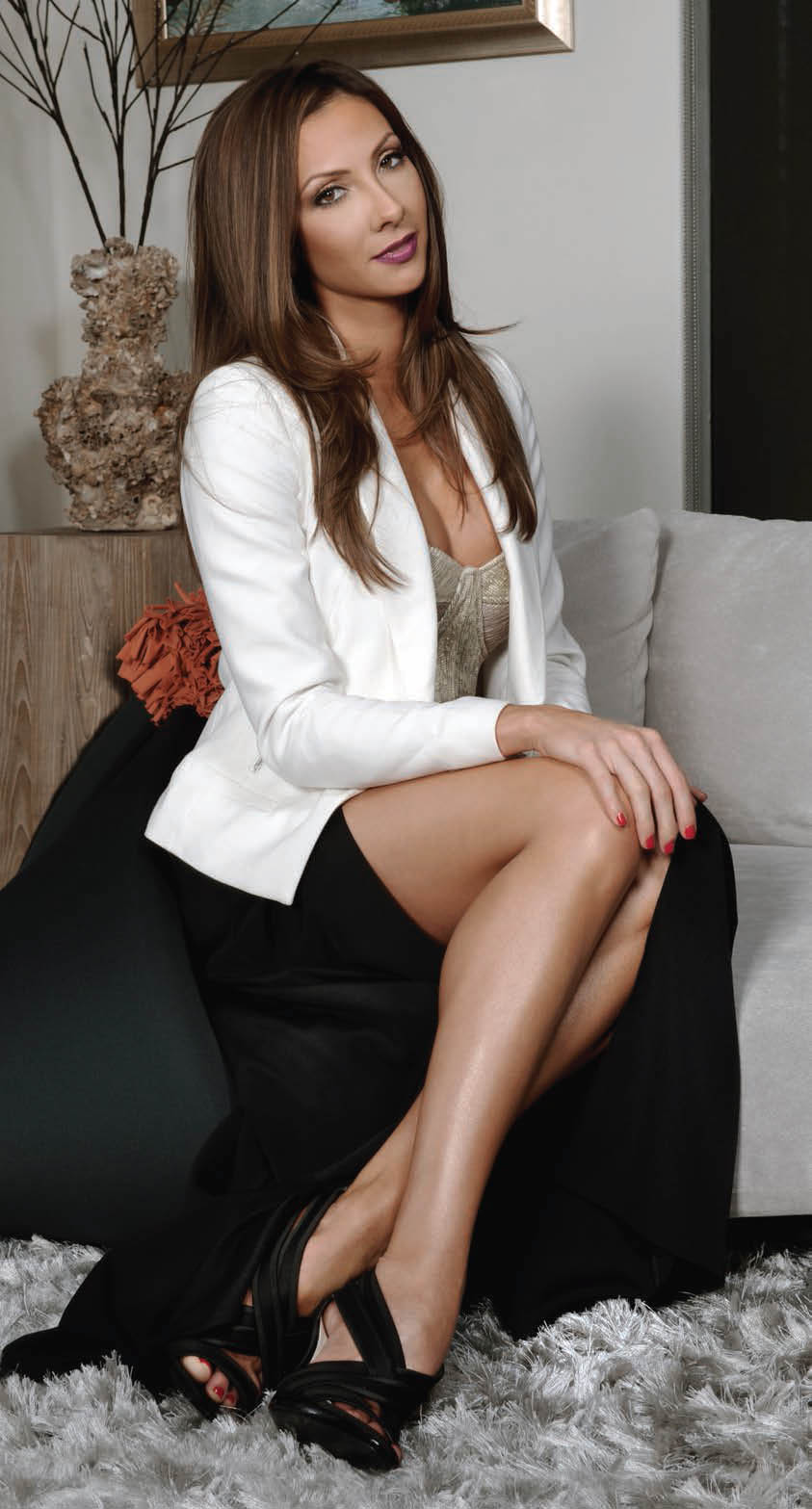 Katrina Campins legs