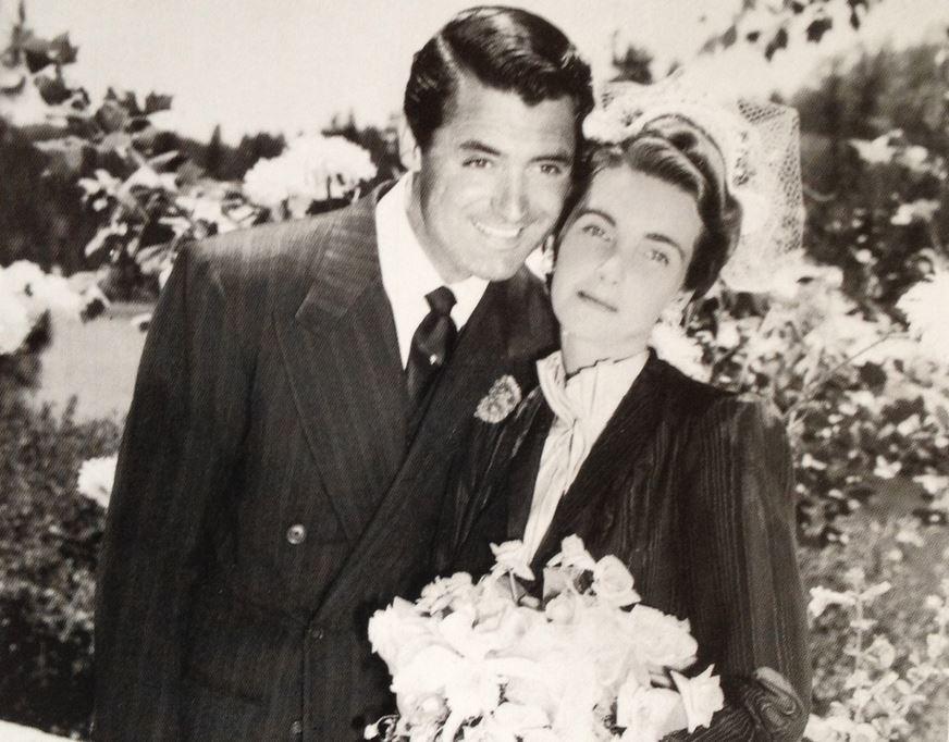 Barbara Hutton and Cary Grant