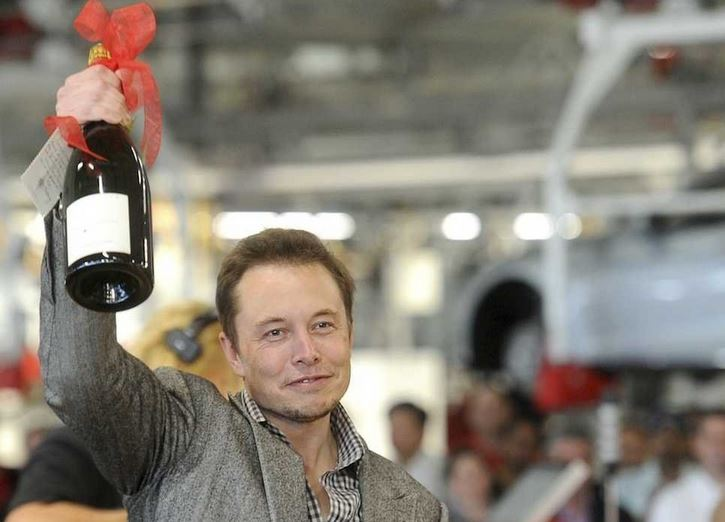 Elon Musk CEO