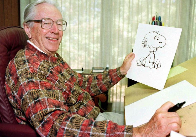 Charles Schulz net worth
