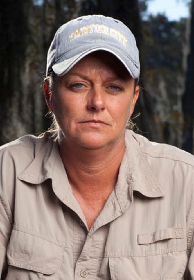 Liz Cavalier Swamp People