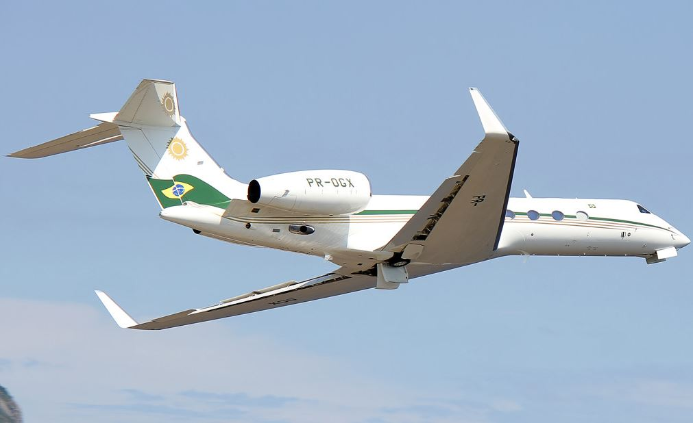 $50 Million Gulfstream - Sold
