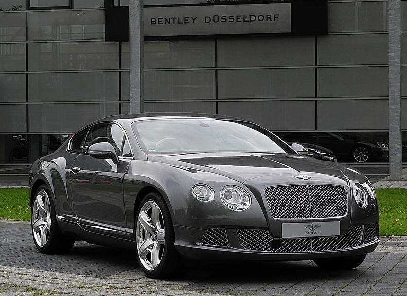 Ludacris car for Bentley motors net worth